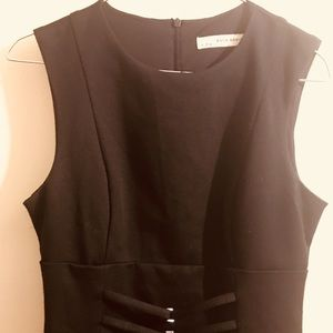 Zara Women's Black Dress Size M